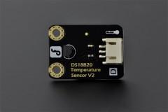DS18B20 Temperature Sensor  (Arduino Compatible)