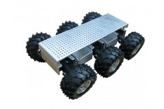 6WD Wild Mobile Platform